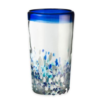 Global Amici Ibiza Highball Glass in Blue