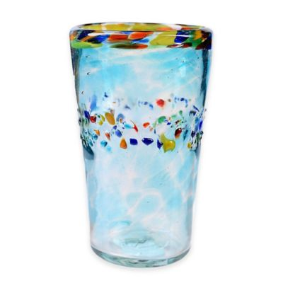 Global Amici Del Sol Highball Glass in Multi