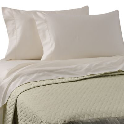 Bellino™ Raso Lightweight Quilted Queen Coverlet in Green