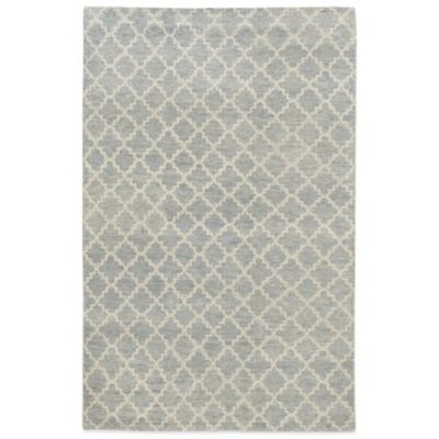 Tommy Bahama® Maddox Trellis 5-Foot x 8-Foot Rug in Grey