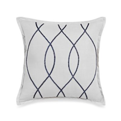 Wamsutta® Davenport Square Throw Pillow Decorative Accessories