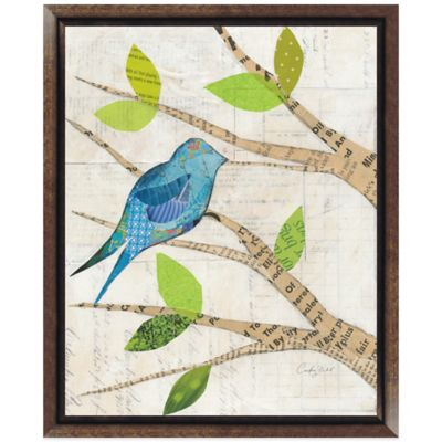 Birds in Spring I Wall Art