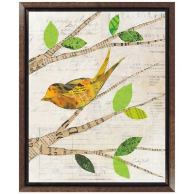 Birds in Spring II Wall Art