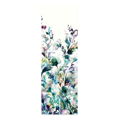 Transparent Garden II Panel I Wall Art