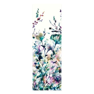Transparent Garden II Panel II Wall Art