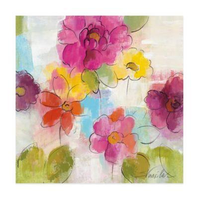 Summer Flower Song I Wall Décor