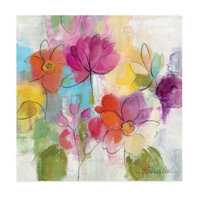 Summer Flower Song II Wall Décor