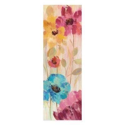 June Sunlit Floral II Wall Décor