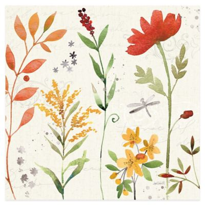 Fall Blooms I Wall Art