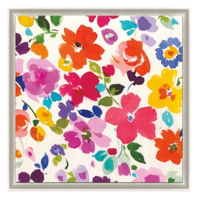 Bright Florals I Wall Décor