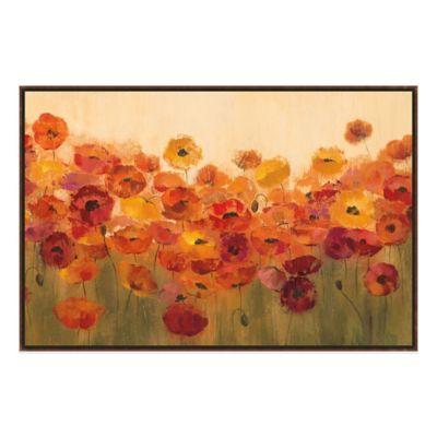 Summer Poppies Wall Décor
