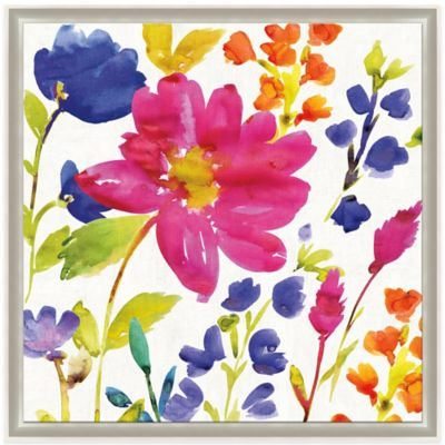 Floral Medley I Wall Art