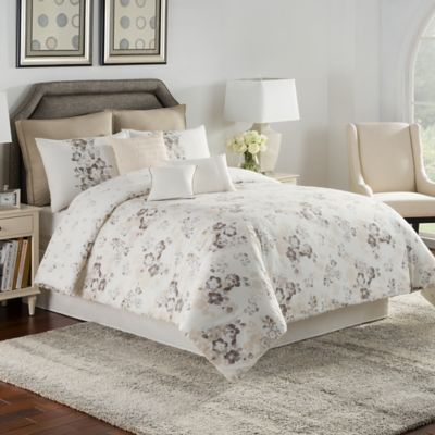 Bridge Street Lydia Floral Full/Queen Comforter Set