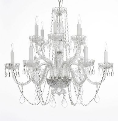 Gallery Crystal 12-Light Chandelier