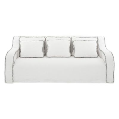 Beekman 1802 Bowmaker Sofa in White
