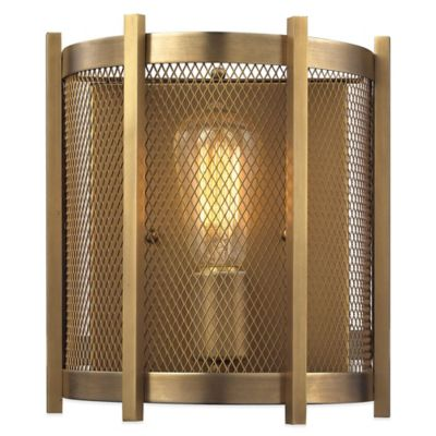 Wall Light With Shade