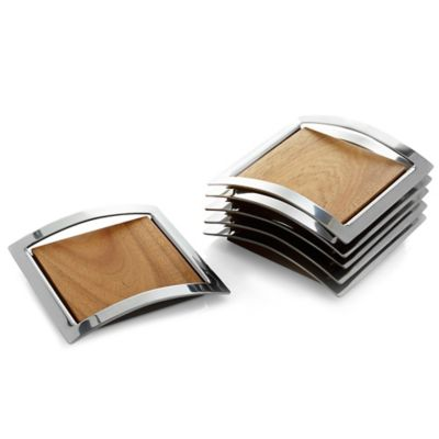 Nambe Mikko Coasters (Set of 6)