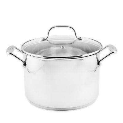 BergHOFF® EarthChef 10 qt. Premium Glass Covered Stock Pot
