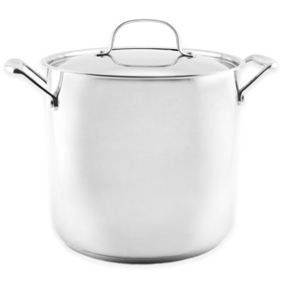 BergHOFF® EarthChef 12 qt. Premium Glass Covered Stock Pot