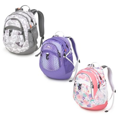 High Sierra® Fat Boy 19.5-Inch Backpack in Spinkle Dots