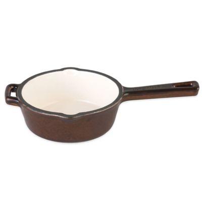 Cast Iron Saute Pan