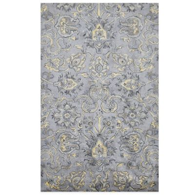 Milano 8-Foot x 11-Foot Area Rug in Grey