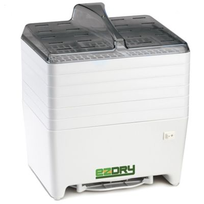 Excalibur® EPD60W 6-Tray Stackable Dehydrator in White
