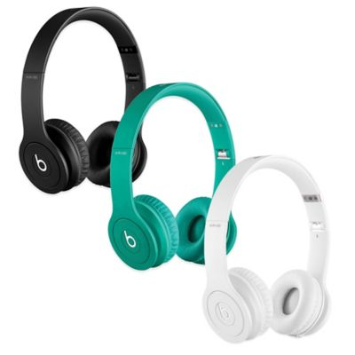 Beats by Dre Solo HD On-Ear Headphones in White