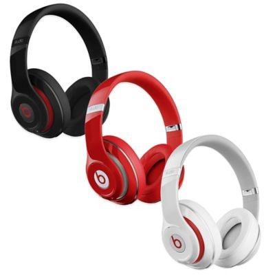 Beats by Dre Studio HD Over-the-Ear Headphones in White