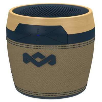 House of Marley Chant Mini Portable Bluetooth® Speaker in Navy