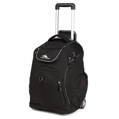 High Sierra® Powerglide 21-Inch Wheeled Backpack in Black