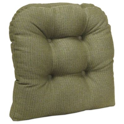 Klear Vu Universal Omega Extra-Large Gripper® Chair Pad in Sage