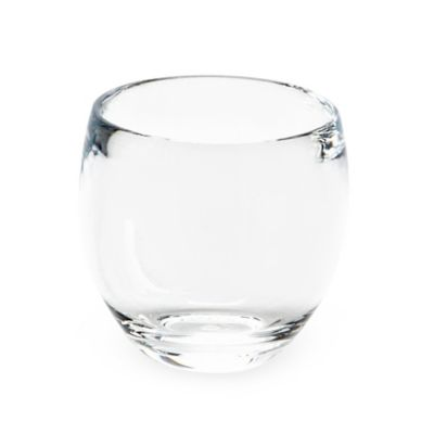 Droplet Tumbler in Clear