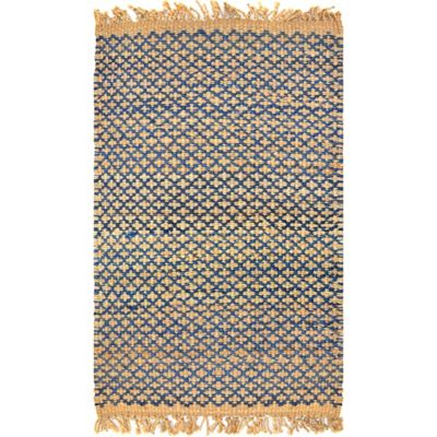 Kanak 2-Foot x 6-Foot Accent Rug in Natural