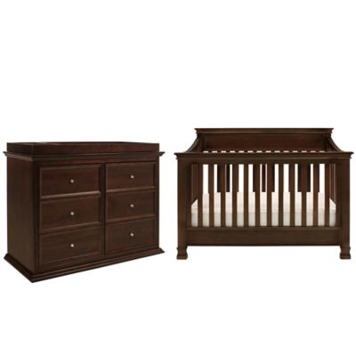 Million Dollar Baby Classic 4-Piece Foothill Nursery Bundle Set in Espresso