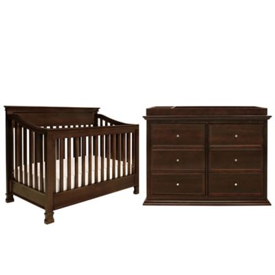 Million Dollar Baby Classic 5-Piece Foothill Nursery Bundle Set in Espresso
