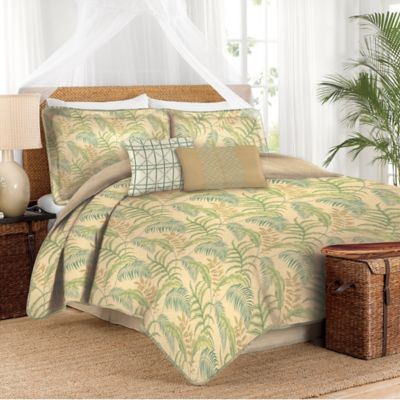 Caribbean Joe Honduras King Comforter Set in Multi