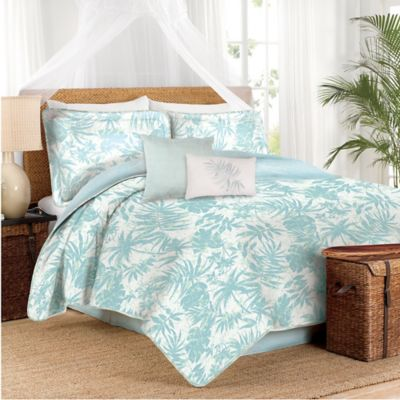Caribbean Joe Kayla Queen Comforter Set in Multi