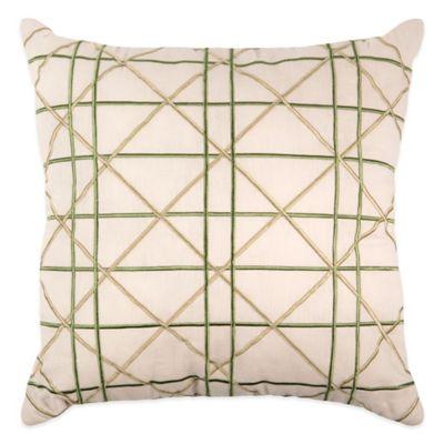 Caribbean Joe Honduras Square Throw Pillow in Multi