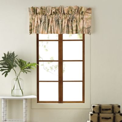 Caribbean Joe Honduras Window Valance in Multi