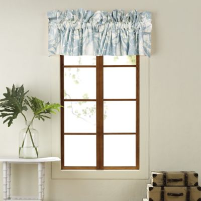 Caribbean Joe Kayla Window Valance in Multi