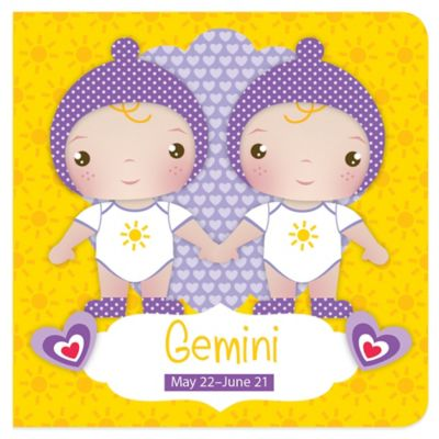 Gemini Zodiac Book by Sylvia Takken