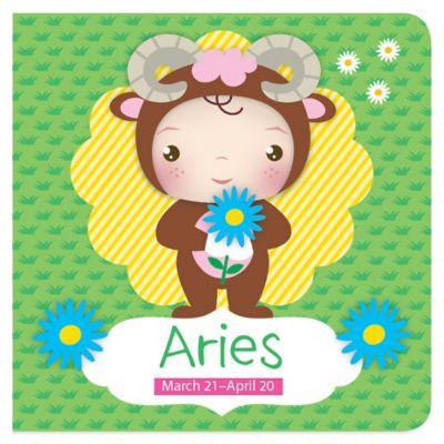 Aries Zodiac Book by Sylvia Takken