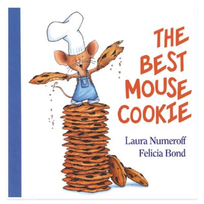 """""""The Best Mouse Cookie"""" Board Book by Laura Numeroff"""