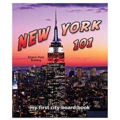 """New York 101"" Board Book by Brad M. Epstein"