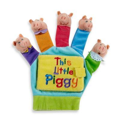 This Little Piggy Board Book by Jill Ackerman