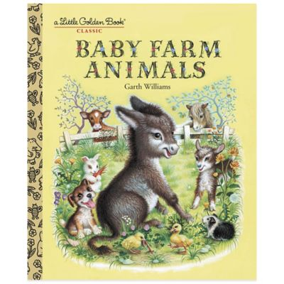"""Baby Farm Animals"" Little Golden Book®"