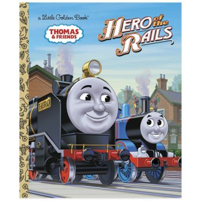 "Thomas and Friends ""Hero of the Rails"" Little Golden Book®"
