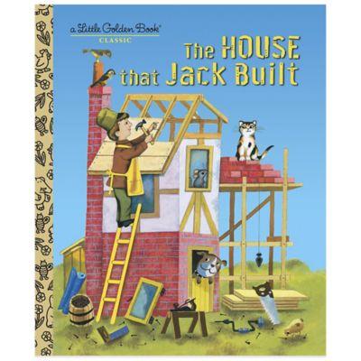 """The House that Jack Built"" Little Golden Book"