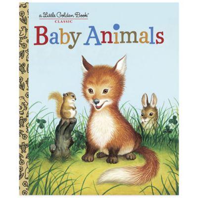 """""""Baby Animals"""" Little Golden Book®"""